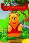 WINNIE THE POOH. Marioneta Winnie. Es la hora de la miel! .