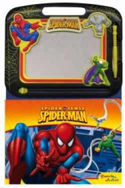 Spider-Man. Libro con pizarra mágica