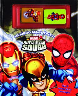 Super Hero Squad. Mi libro magnético