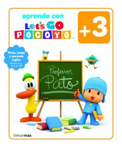 Aprende con Let s Go Pocoyo +3