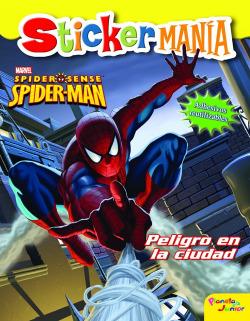 Spiderman. Stickermania 2