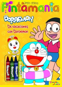 Doraemon. Pintamanía Súper Ceras