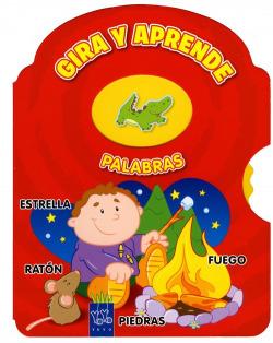 GIRA Y APRENDE. PALABRAS