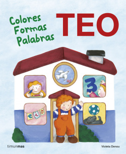 Colores formas palabras Teo