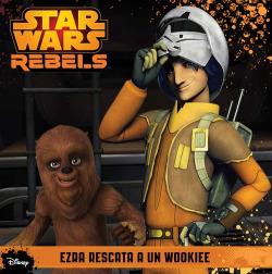 Ezra rescata a un wookiee