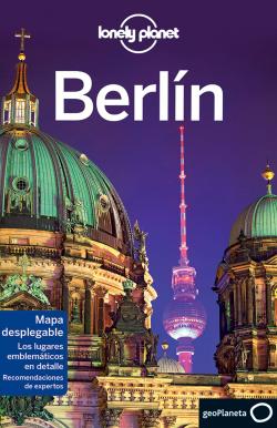Berlín +Mapa desplegable