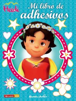 Heidi. Mi libro de adhesivos