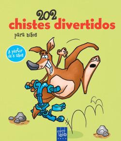 202 CHISTES DIVERTIDOS PARA NIÑOS