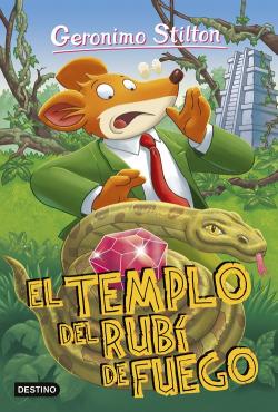 EL TEMPLO DEL RUBI DE FUEGO