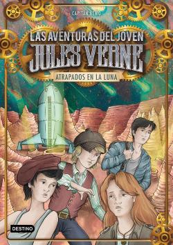 JULES VERNE 5. LA LUNA EN JUEGO