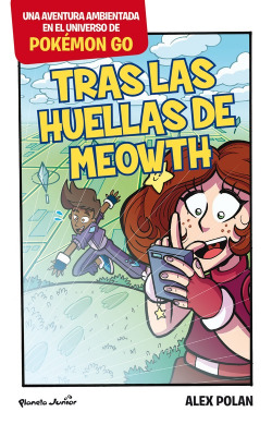 TRAS LAS HUELLAS DE MEOWTH