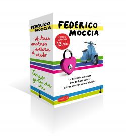 PACK FEDERICO MOCCIA