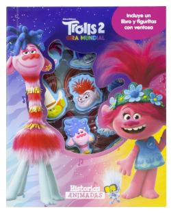Trolls 2. Historias animadas