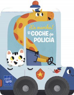 El coche de polic¡a