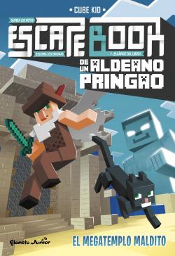 Escape book de un aldeano pringao. El megatemplo maldito