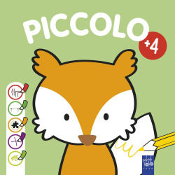 Piccolo +4 Verde