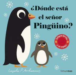 ¿Dónde está el señor Pingüino?