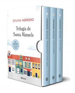 Estuche Santa Manuela (Cómo casarse en Santa Manuela + Londres te