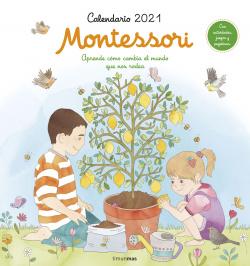 Calendario Montessori 2021