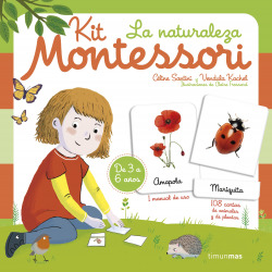 Kit Montessori. La naturaleza