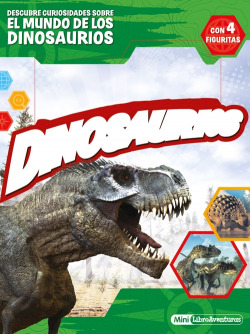 Dinosaurios. Mini-Libroaventuras
