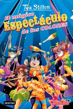 El mágico espectáculo de los colores