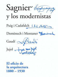 SAGNIER Y LOS MODERNISTAS