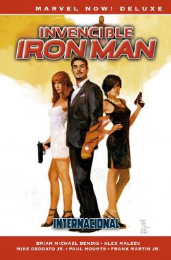Marvel now! deluxe invencible iron man. internacional 2