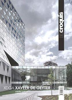 XDGA. XAVEER DE GEYTER ARCHITECTS 2005 / 2020
