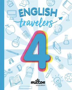 Travelers Blue 4 - English Language 4 Primaria