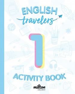 Travelers Blue 1 Activity Book - English Language 1 Primaria