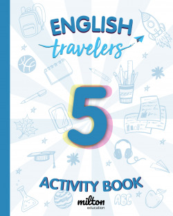 Travelers Blue 5 Activity Book - English Language 5 Primaria