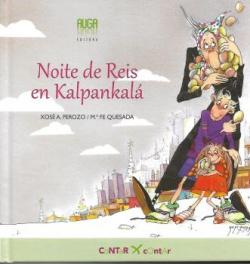 NOITE DE REIS N KALPANKALA
