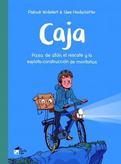 CAJA: PIZZA DE ATÚN, EL RESCATE Y LA EXPLOTA-CONSTRUCCIÓN DE MONTAÑAS