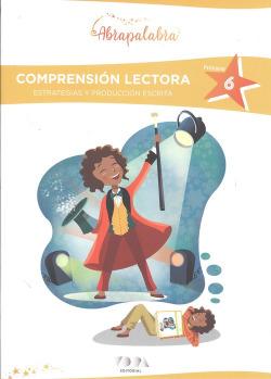 Abrapalabra 6 Comprensión lectora Primaria