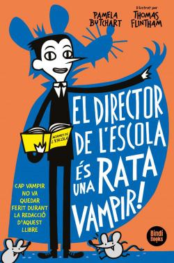 El director de l'escola és una rata vampir!