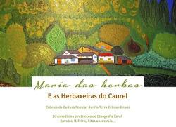 MARIA DAS HERBAS E AS HERBAXEIRAS DO CAUREL