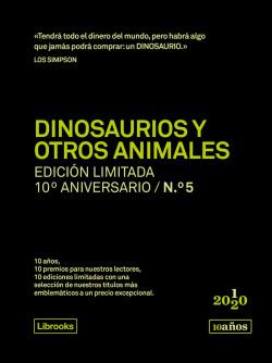 Dinosaurios y otros animales. Edición limitada 10º aniversario n.° 5