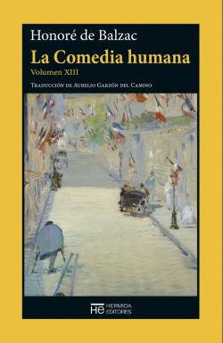 La Comedia humana. Volumen XIII