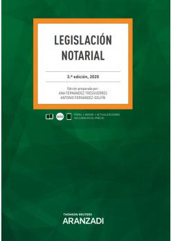 Legislación Notarial (Papel + e-book)
