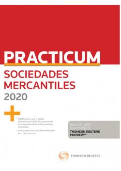 Practicum Sociedades Mercantiles 2020 (Papel + e-book)