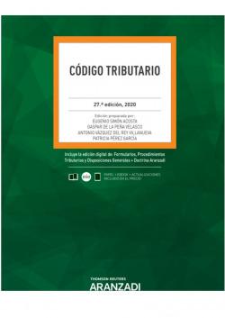 Código Tributario 27ª Ed. 2020