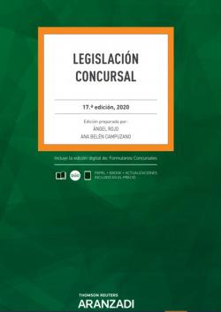 Legislación Concursal 17ª ED. 2020