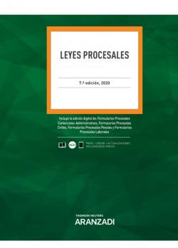 Leyes Procesales (Papel + e-book)
