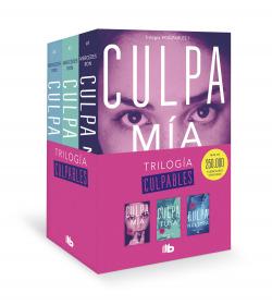 Trilogía Culpables (pack con: Culpa mía , Culpa tuya , Culpa nuestra)