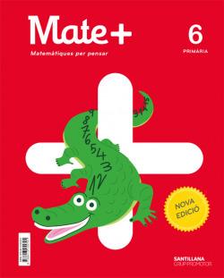 6PRI MATE+ MATEM PER PENSAR CATAL ED21