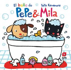 Libro de baño de Pepe Mila