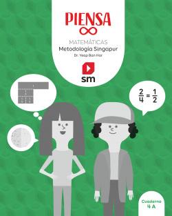 Piensa [infinito]. Metodología Singapur. 4 Primaria