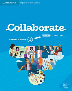 Collaborate 1. Teacher's project book