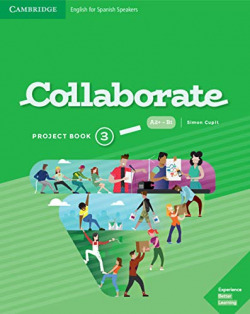 Collaborate 3. Teacher's project book